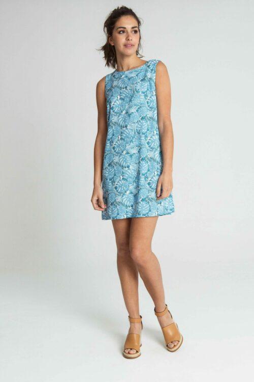 Vestido corto Lea