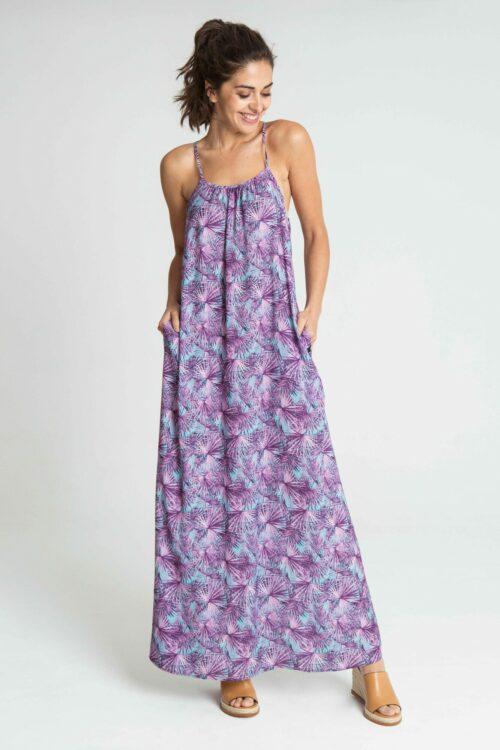 Vestido largo Vanesa