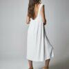 Vestido Diana blanco 3