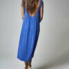 Vestido Diana dazzling blue 3