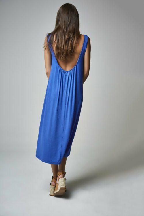 Vestido Diana dazzling blue 2