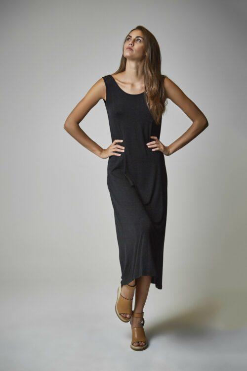 Vestido Diana negro 1