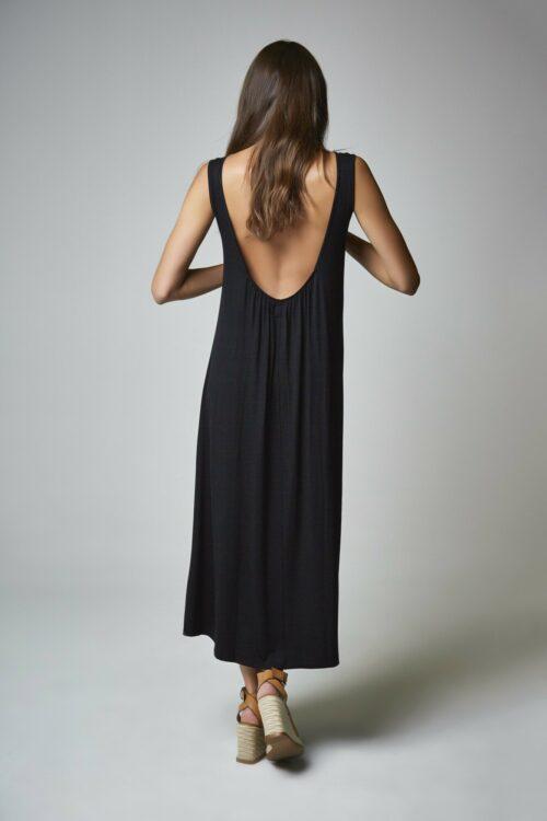 Vestido Diana negro 2