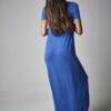 Vestido camisa dazzling blue 3