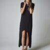Vestido camisa negro 3
